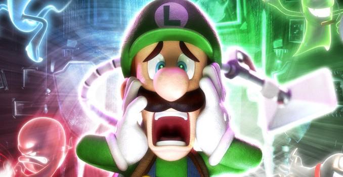 Dark Moon Ou Luigi S Mansion 2